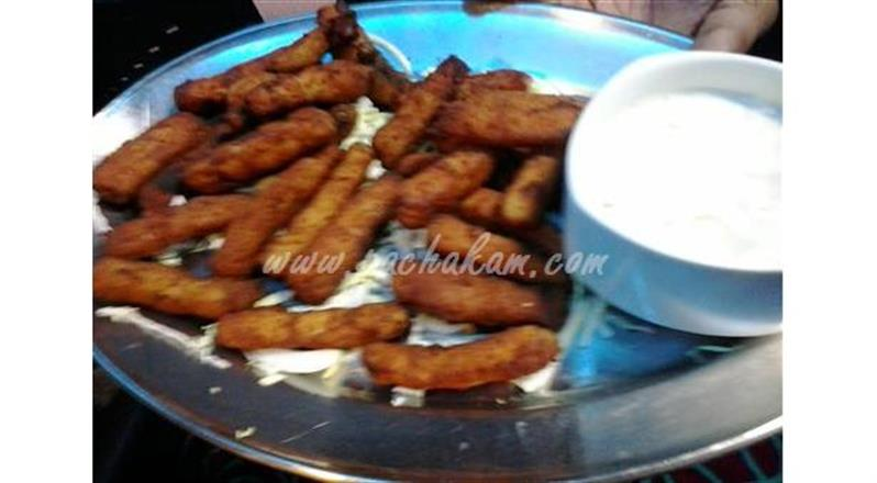 Salmon Fish Fingers With Dipping Sauce – pachakam.com