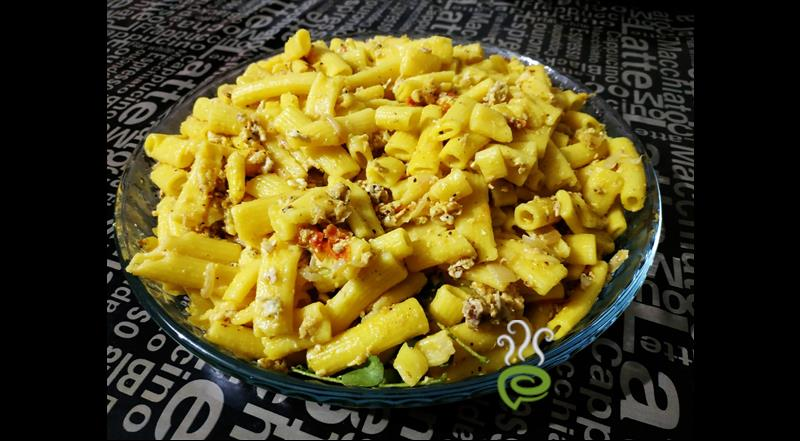 Simple Egg Macaroni-Peppery Scrambled Macaroni And Egg – pachakam.com