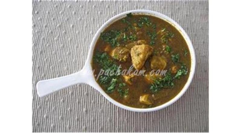 Spicy Chicken Curry (step By Step Photos) – pachakam.com