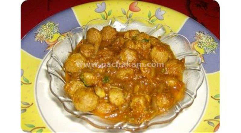 Spicy Soya Curry – pachakam.com