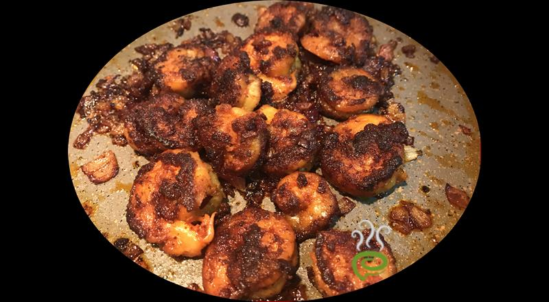 Kerala Spicy Fried Prawns In Batter – pachakam.com
