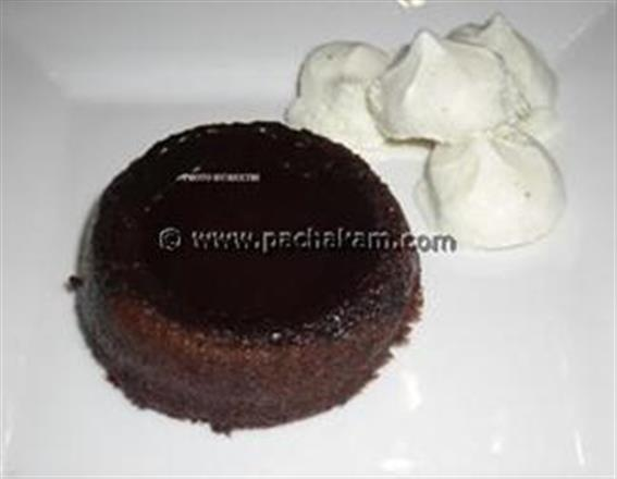 Warm Dark Chocolate Pudding – pachakam.com