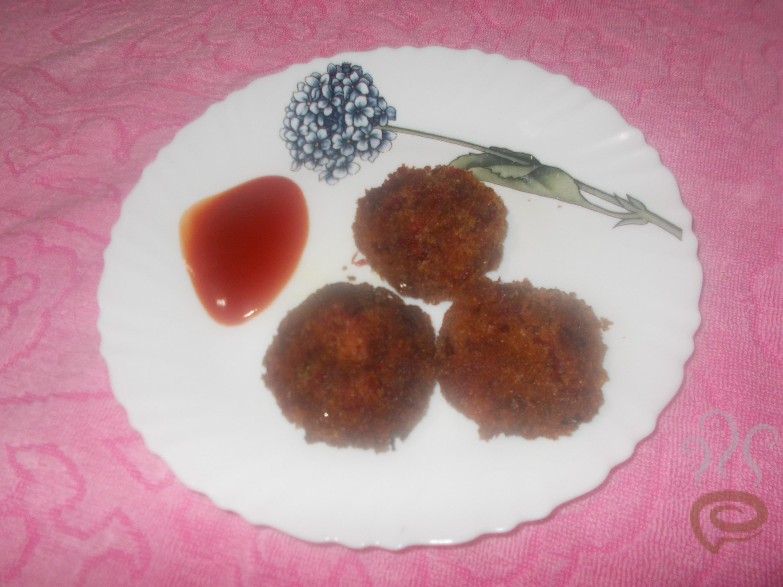 Indian Coffee House Style Vegetable Cutlet