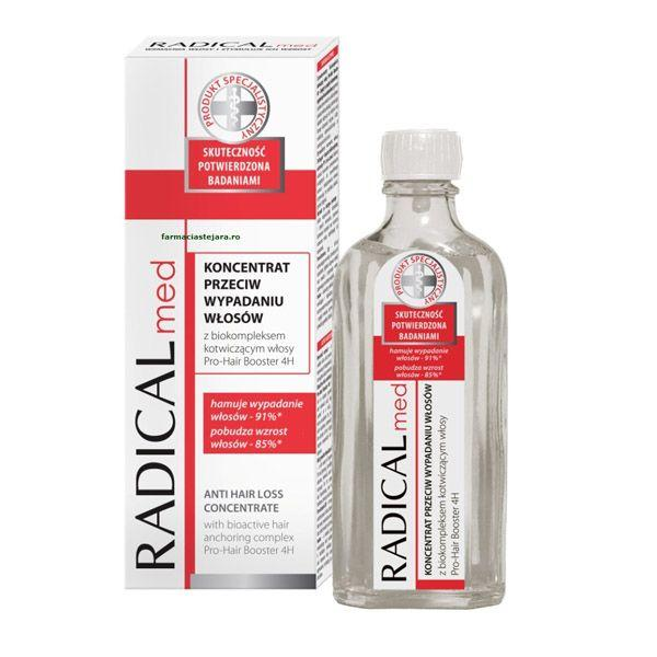 Concentrat Impotriva Caderii Parului - Farmona Radical Med Anti Hair Loss Concentrate