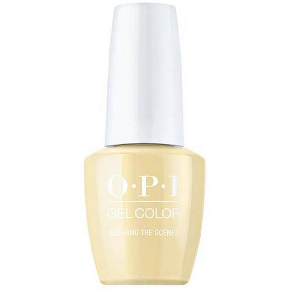 Lac de Unghii Semipermanent - OPI Gel Color Hollywood Bee-Hind The Scenes