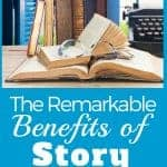 The remarkable benefits of sharing family stories.