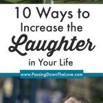 Finding ways to increase laughter