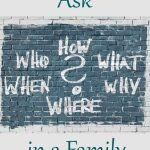 40+ questions to ask during family history interview