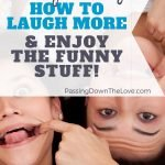 How to Laugh More