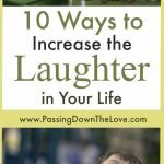 10 ways to increase laughter
