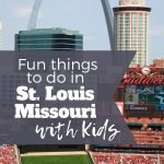 Fun things to do with kids in St. Louis, MO