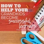 Help kids be successful learners