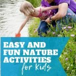 Love of Nature Activities for kids