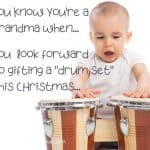 Kid with drums meme