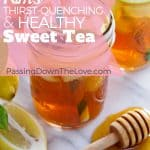 kim's sweet tea recipe