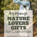 nature gifts for moms