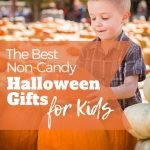 Non-candy Halloween gifts for kids