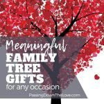 Family Tree Gift Guide