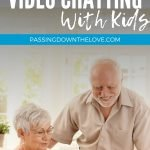 VIDEO CHAT GAMES WITH KIDS