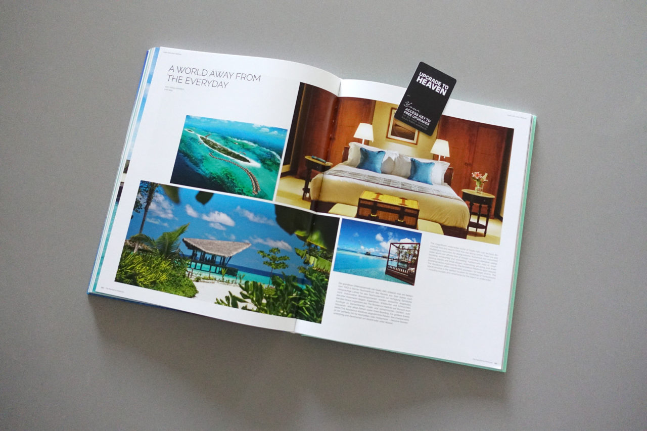 A Coffee Table Book Full Of Upgrades Passport Palmtree