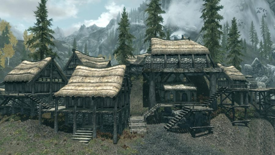 How To Build A House In Skyrim 2
