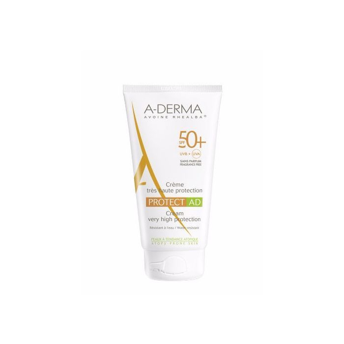 A Derma Protect Ad Spf 50 Creme 40ml Pas Cher Pharmacie Lafayette