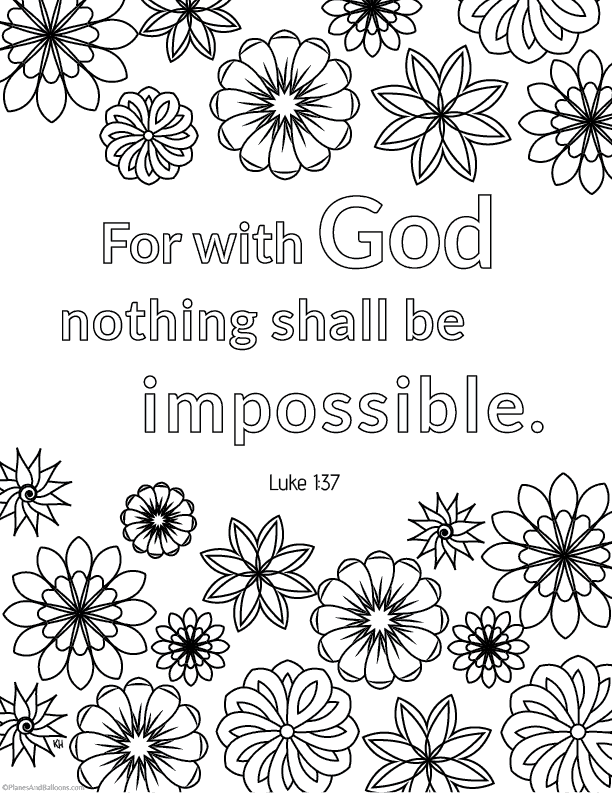 Inspirational Quotes Coloring Pages for Everyone (Free