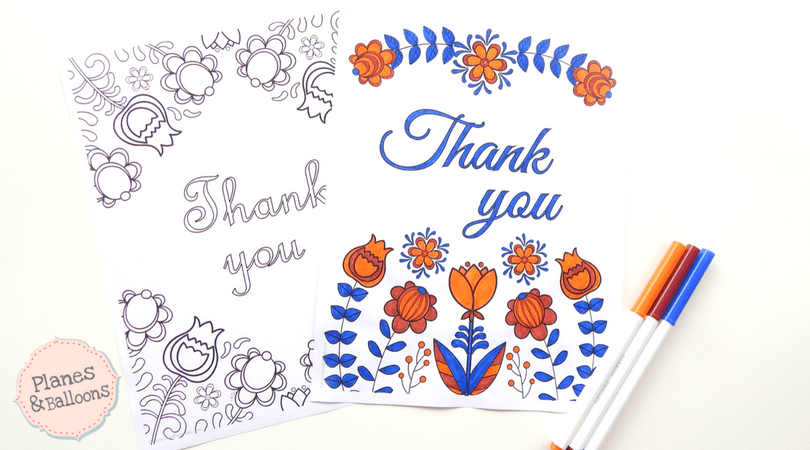 - Thank You Coloring Page Worksheets (Free Printable PDF)