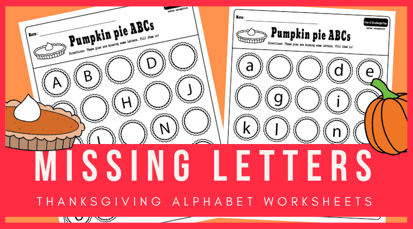 Free Printable Abc Kindergarten Activities For The Holiday Season