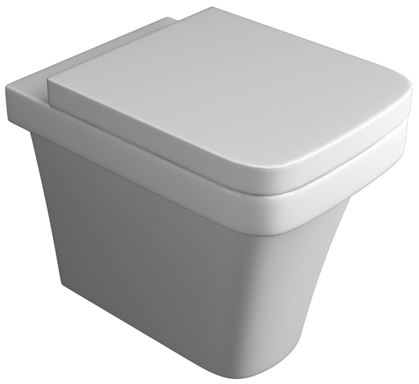 Aston Back-to-Wall Pan Only