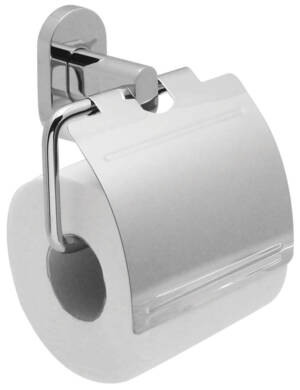 Ohio Toilet Roll Holder with Cover
