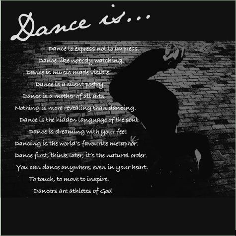 Poems About Dance 3