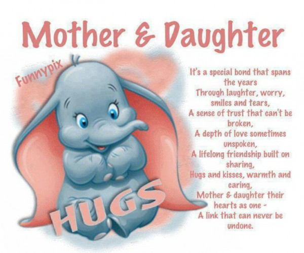 Poems From Moms To Daughters 2