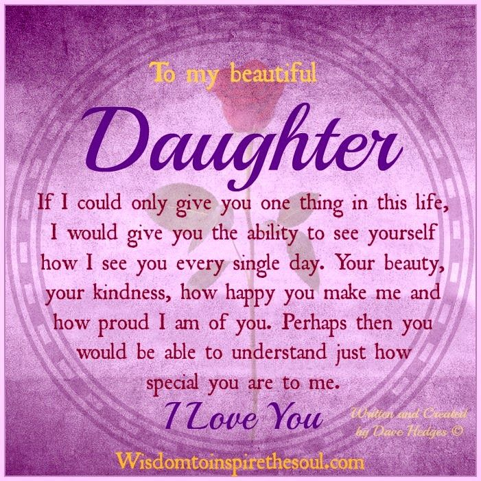 Poems For Your Daughters 5