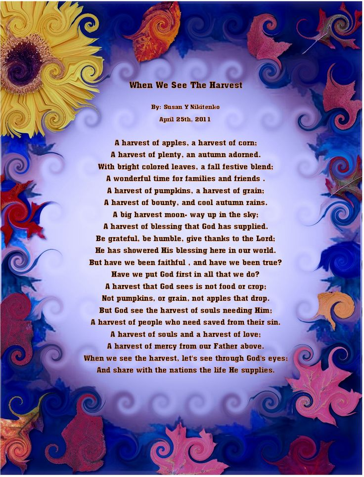 Christian Mothers Day Poems 3