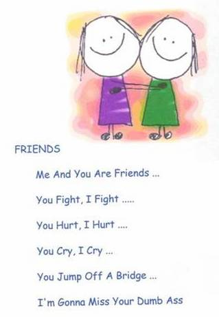 Friendship Poems For Kids 5