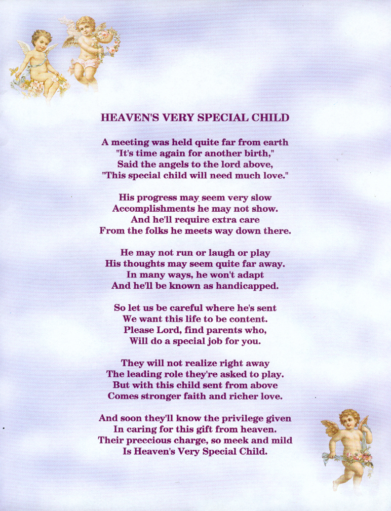 Angels In Heaven Poems 7