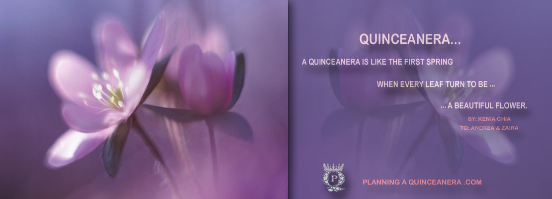Quinceaneras Poems 2