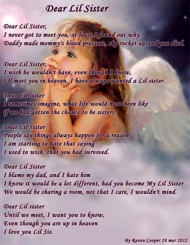 Brother Death Poems From Sister 7