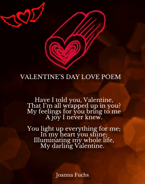 Cute Love Poems For Her 7