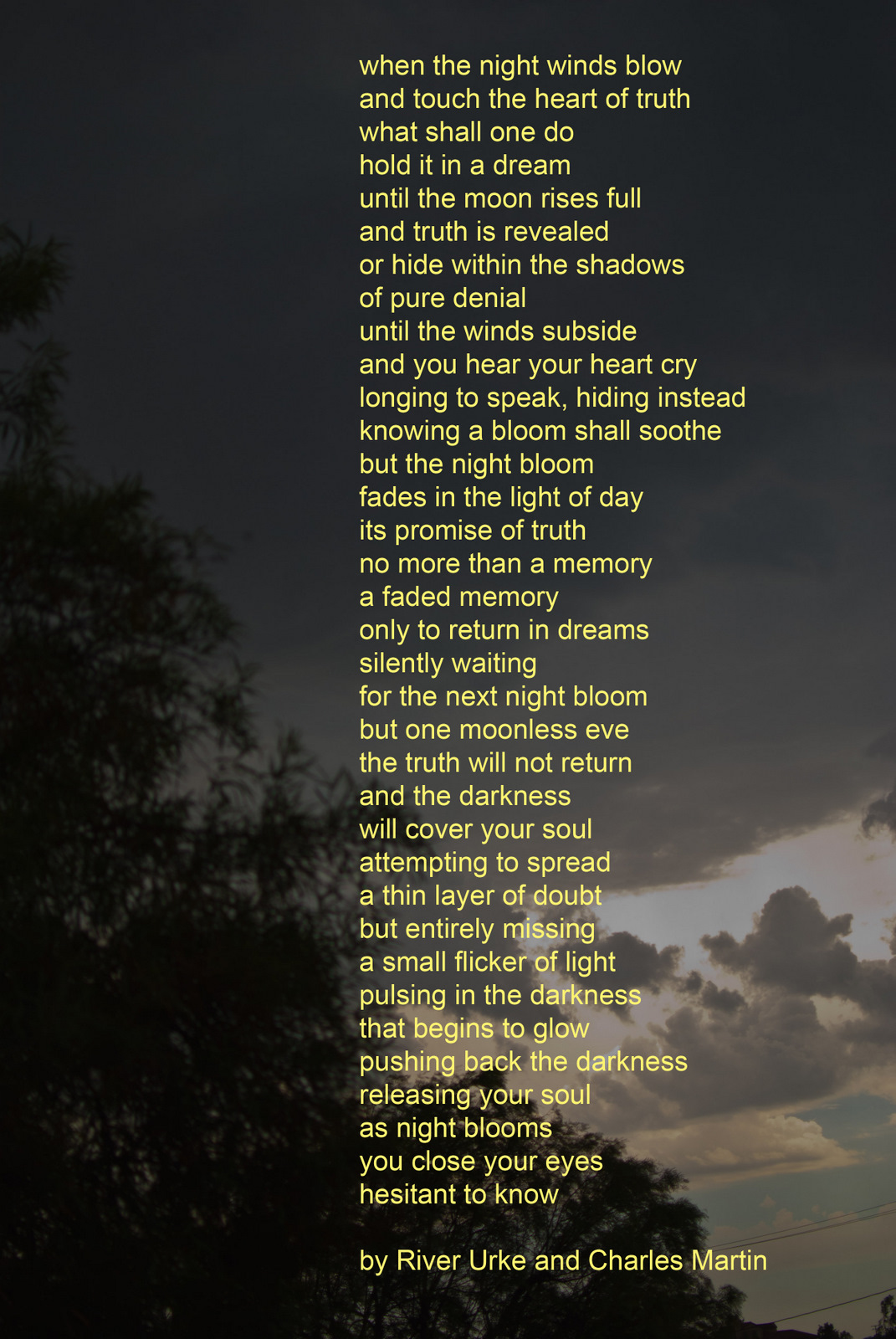 Poems About The Night 3