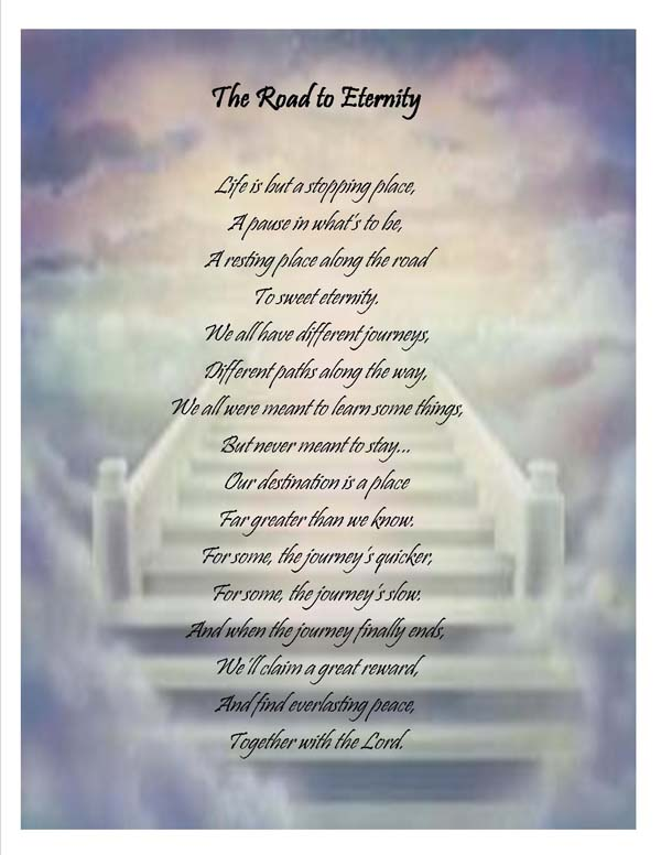 Memorial Poems For Loved Ones 6