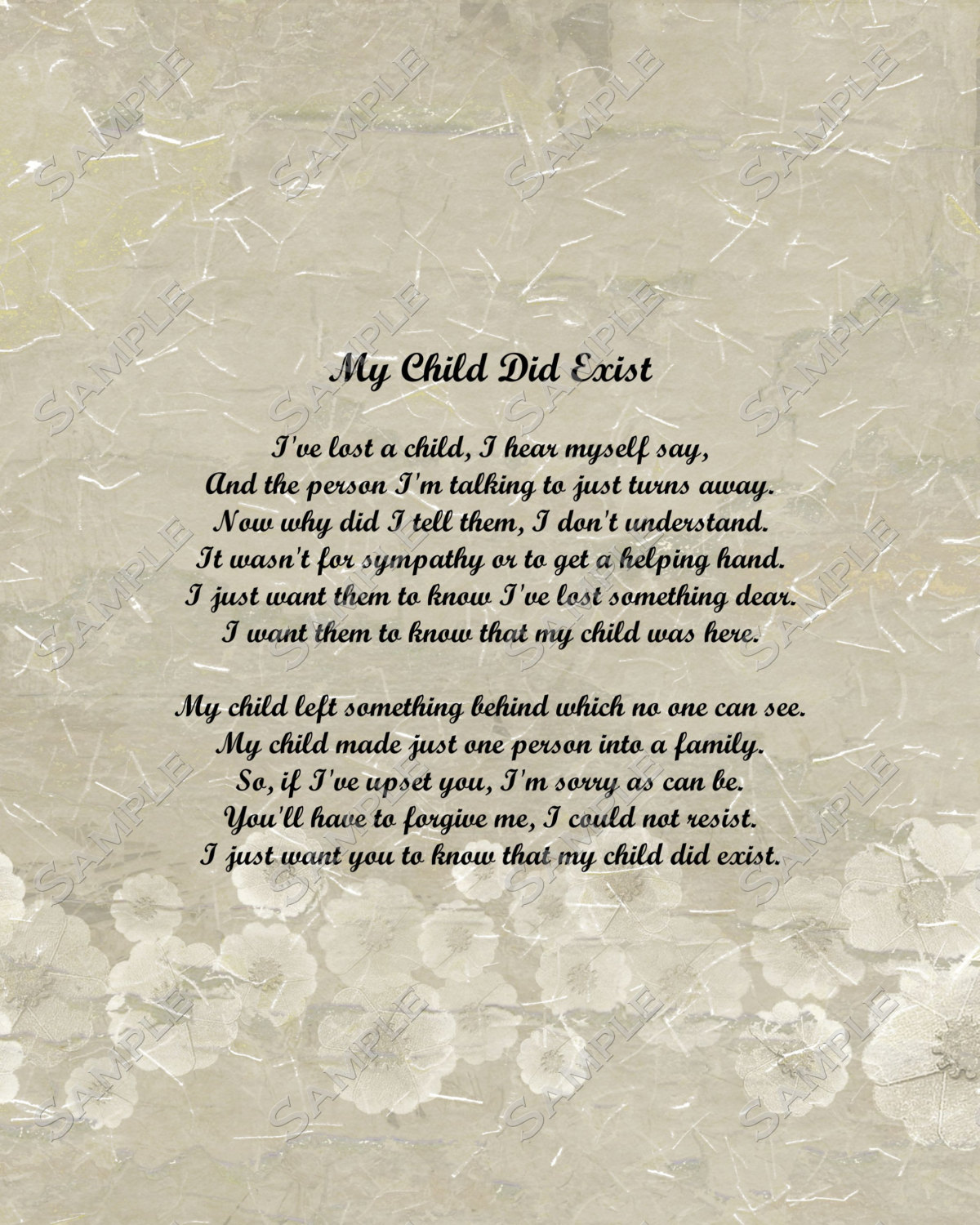 Loss Of A Son Poems And Quotes 2