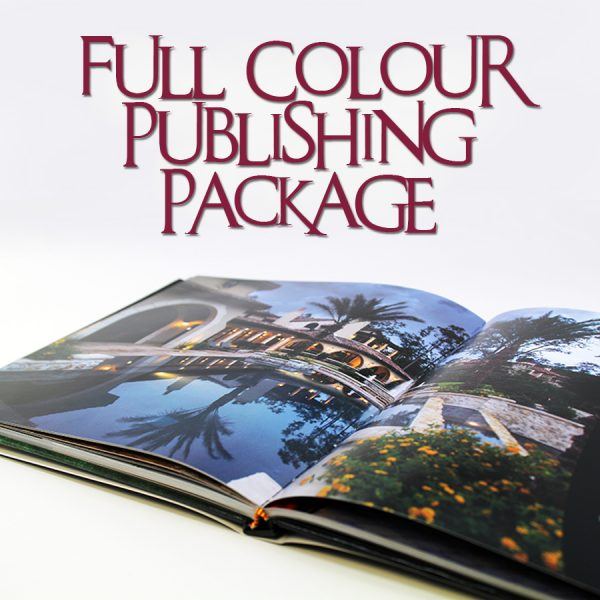 Full Color Book Publishing Package Publish Children S Book