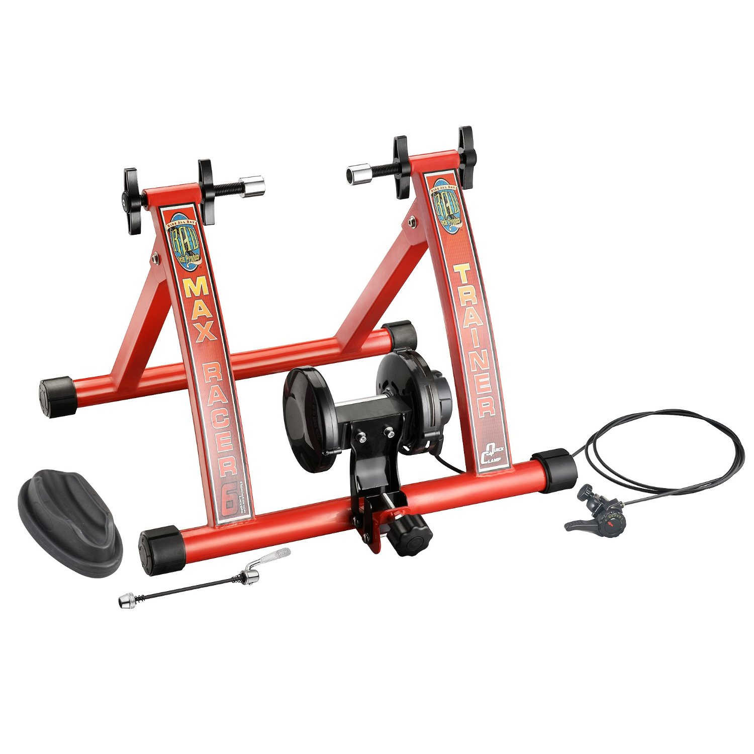RAD Cycle Product MAX Racer Bicycle Trainer