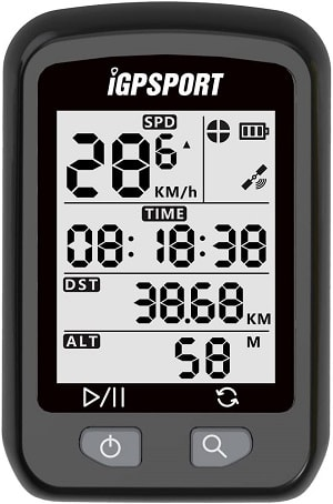 iGPSPORT Bike Computer GPS Wireless Waterproof 20E Cycling Computer Bicycle Cycle Speedometer Odometer