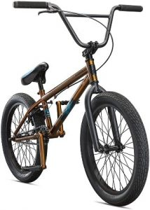 Mongoose Legion Freestyle BMX Bike Line for Kids, Youth and Beginner-Level to Advanced Adult Riders