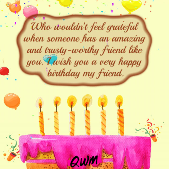 Heart Touching Birthday Wishes Happy Birthday Messages
