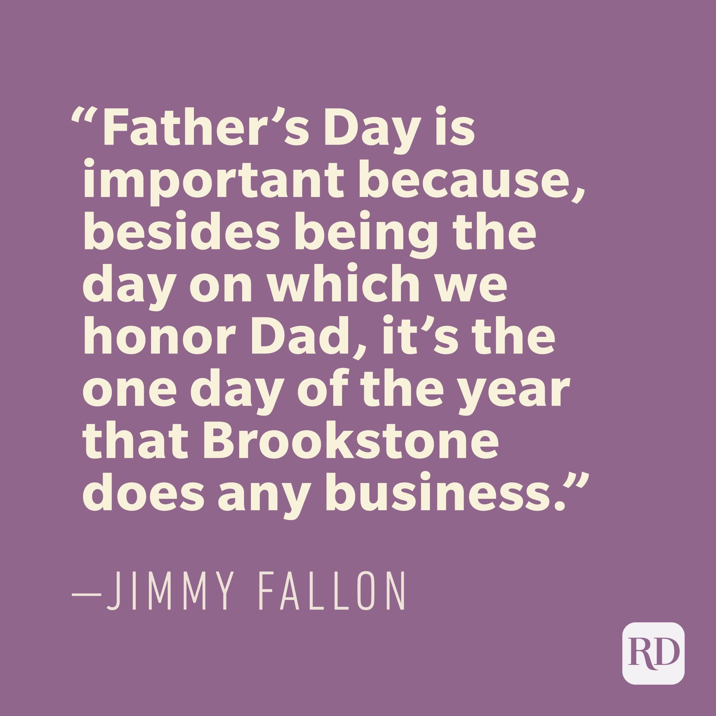 20 Funny Dad Quotes For Father S Day 2021 Reader S Digest