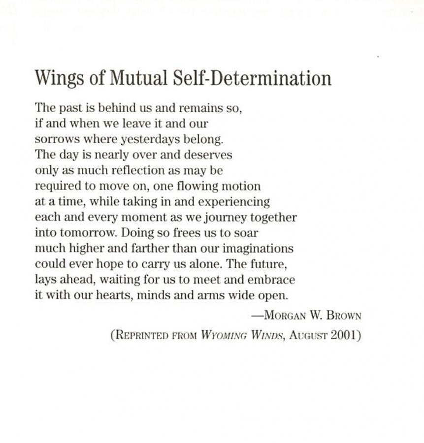 Poems About Determination 6